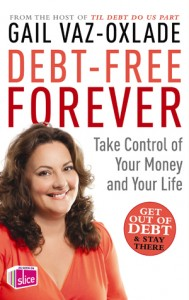 Review of Debt-Free Forever by Gail Vaz-Oxlade