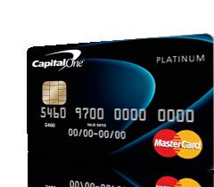 Crapital One Credit Card